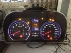 Honda_CRV_cluster