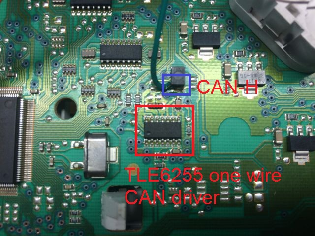 cluster_opel_pcb