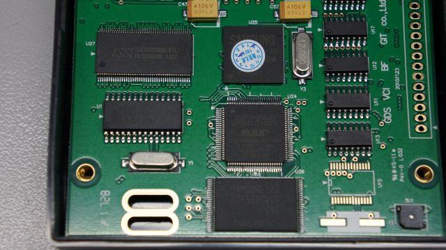 CAN-Hacker GDS PCB MCU KIA Hyundai OBD2