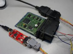 ECU CAN-Hacker canbus diag