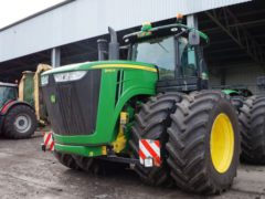 John Deere 9460 CAN bus