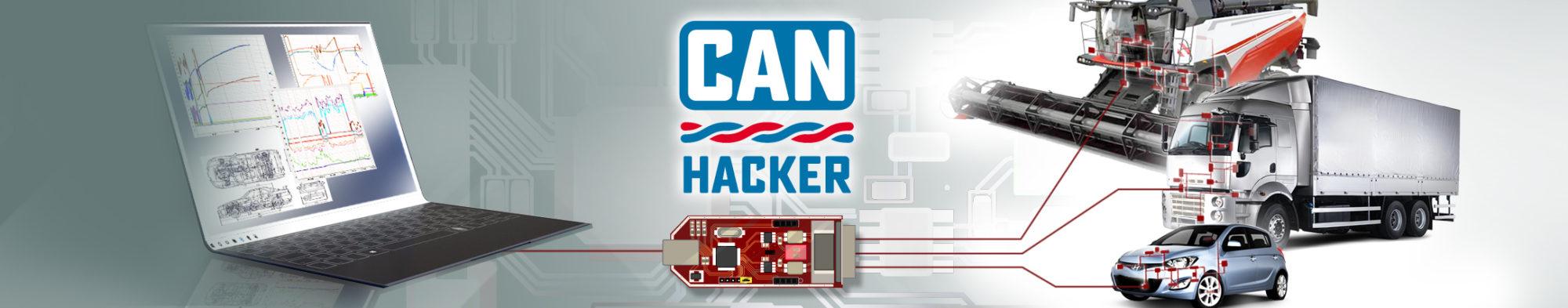 CAN Hacker